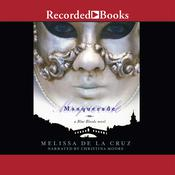 Masquerade Audiobook, by Melissa de la Cruz