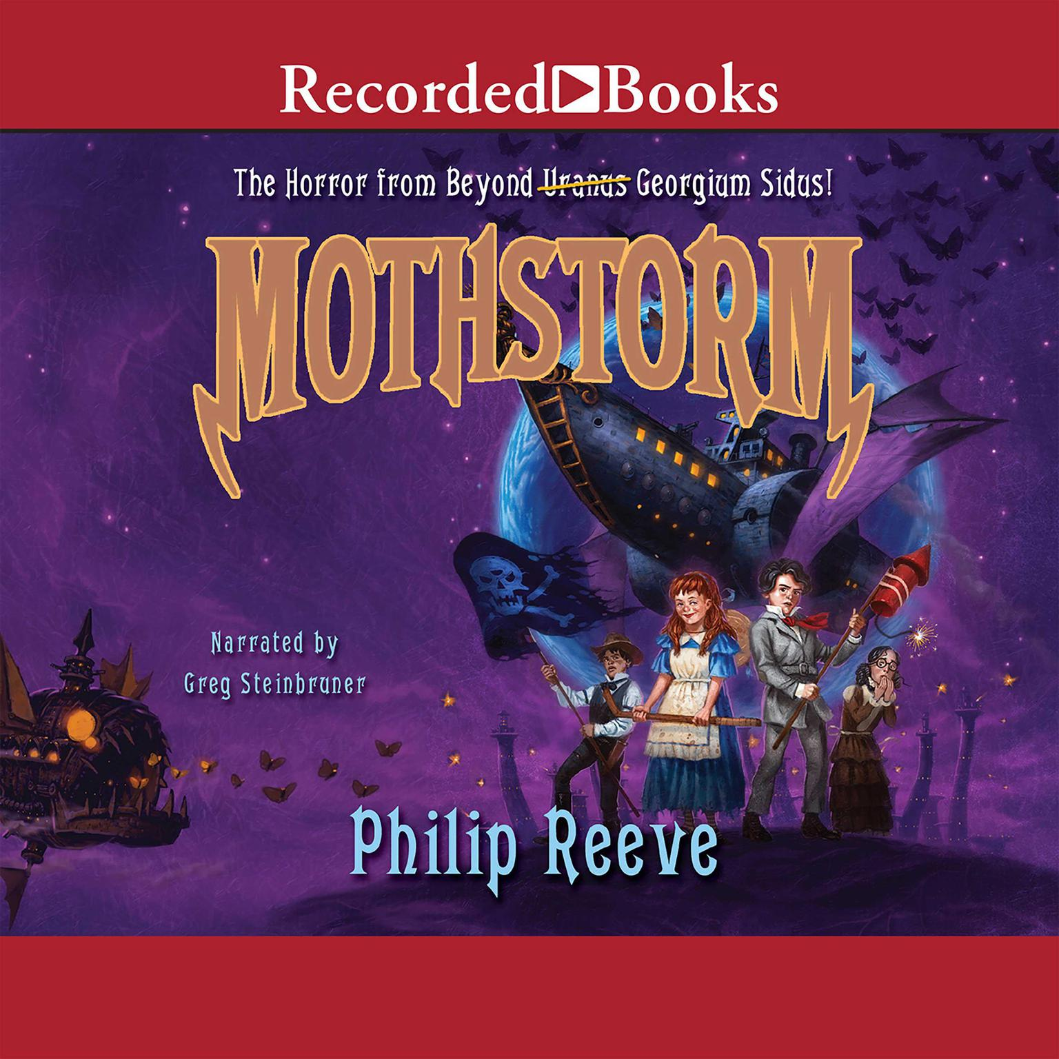 Printable Mothstorm: The Horror from Beyond Audiobook Cover Art