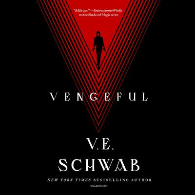 Vengeful Audiobook, by V. E. Schwab