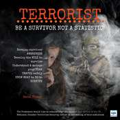 Terrorist: Be a Survivor Not a Statistic Audiobook, by Sarah Connor