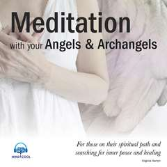 Meditation with the Angels Audiobook, by Virginia Harton