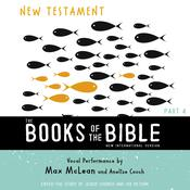 NIV, The Books of the Bible: New Testament, Audio Download: Enter the Story of Jesus' Church and His Return Audiobook, by Biblica|