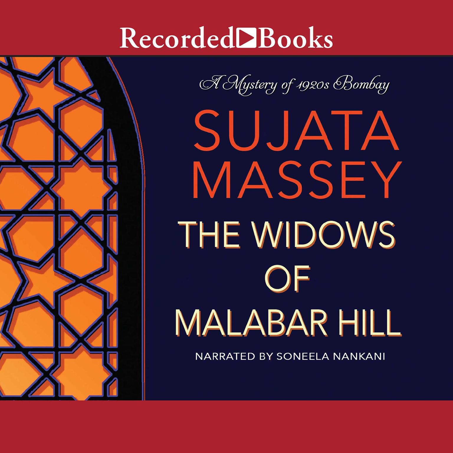 Printable The Widows of Malabar Hill Audiobook Cover Art