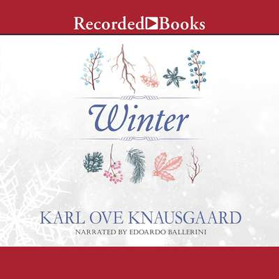 Winter Audiobook, by Karl Ove Knausgaard