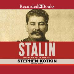 Stalin, Volume II: Waiting for Hitler, 1929-1941 Audiobook, by