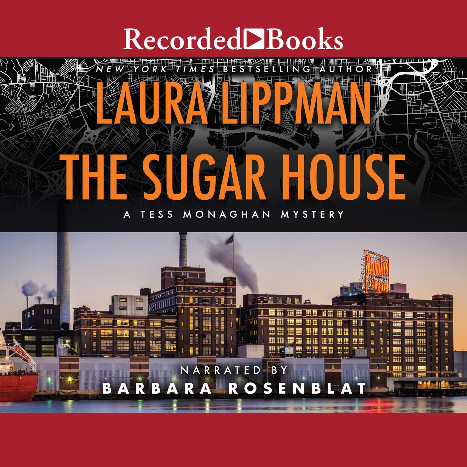 Printable The Sugar House Audiobook Cover Art