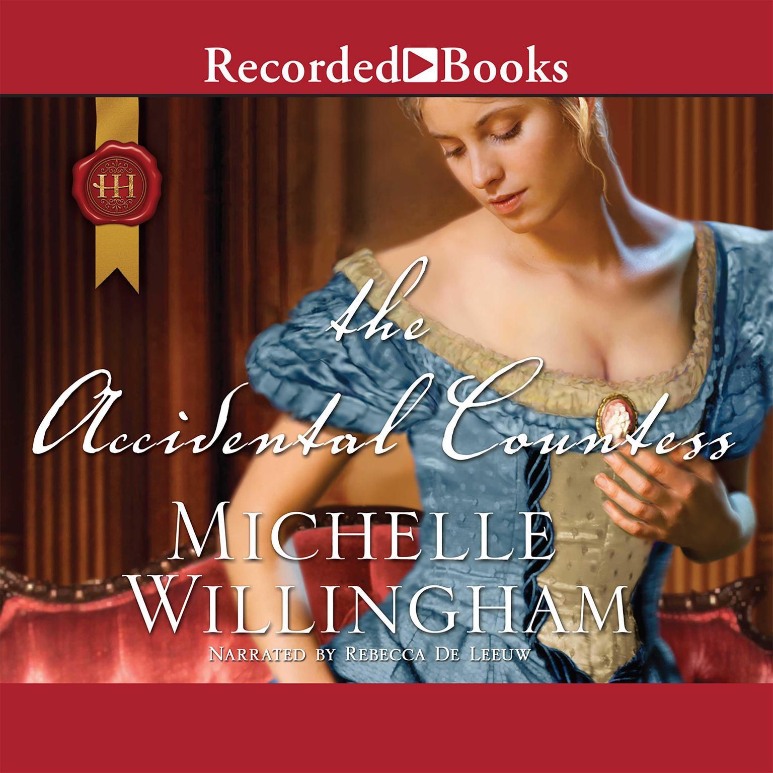 Printable The Accidental Countess Audiobook Cover Art