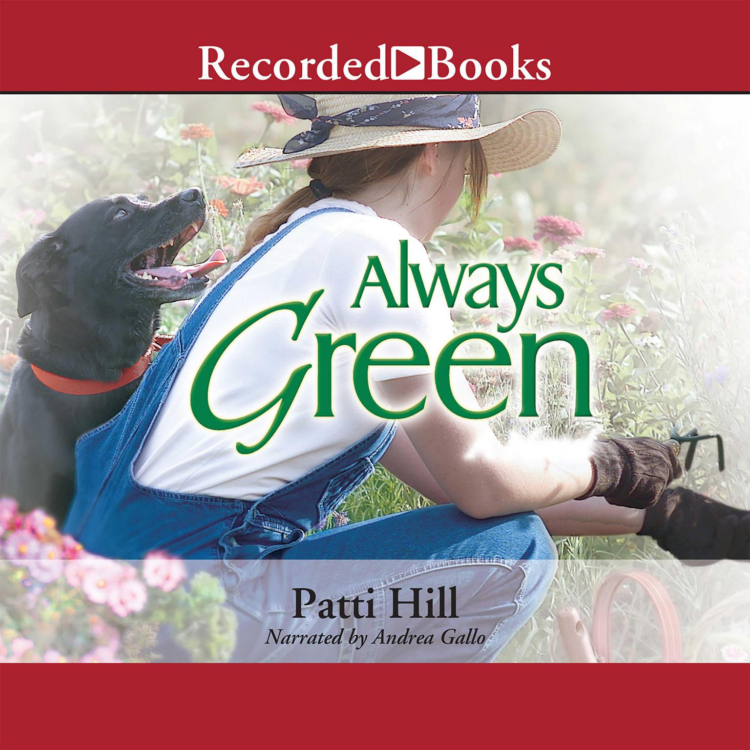 Printable Always Green Audiobook Cover Art