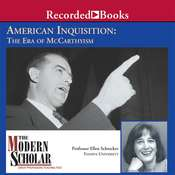 American Inquisition: The Era of McCarthyism Audiobook, by Ellen Schrecker