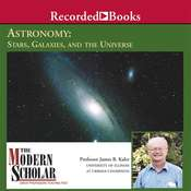 Astronomy II: Stars, Galaxies, and the Universe Audiobook, by James B. Kaler