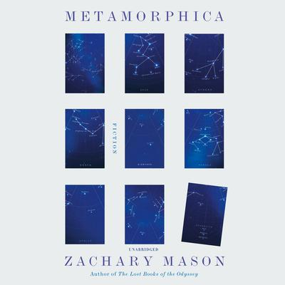 Metamorphica Audiobook, by Zachary Mason