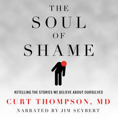 The Soul Of Shame: Retelling the Stories We Believe About Ourselves Audiobook, by Curt  Thompson