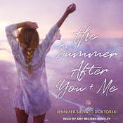 The Summer After You and Me Audiobook, by Jennifer Salvato Doktorski