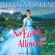 No Earls Allowed Audiobook, by Shana Galen