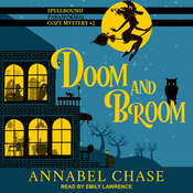 Doom and Broom Audiobook, by Annabel Chase