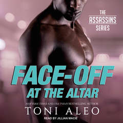 Face-Off at the Altar Audiobook, by Toni Aleo