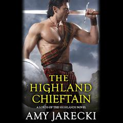 The Highland Chieftain Audiobook, by Amy Jarecki