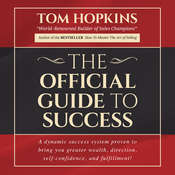The Official Guide to Success Audiobook, by Tom Hopkins|