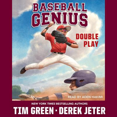 Double Play: Baseball Genius Audiobook, by Tim Green