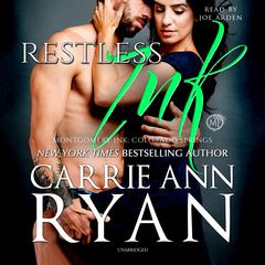 Restless Ink Audiobook, by Carrie Ann Ryan