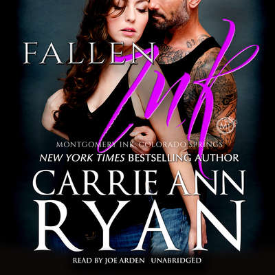 Fallen Ink Audiobook, by Carrie Ann Ryan