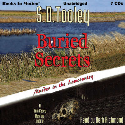 Buried Secrets (Sam Casey, Book 8) Audiobook, by S.D. Tooley