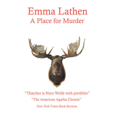 A Place for Murder Audiobook, by Emma Lathen