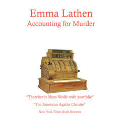 Accounting for Murder Audiobook, by Emma Lathen