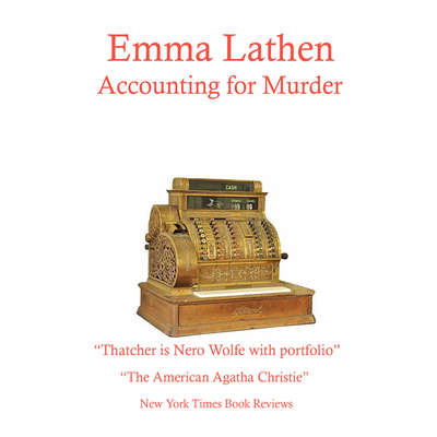Accounting for Murder Audiobook, by