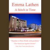 A Stitch in Time Audiobook, by Emma Lathen