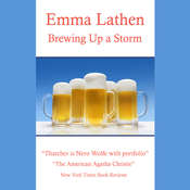 Brewing Up a Storm Audiobook, by Emma Lathen