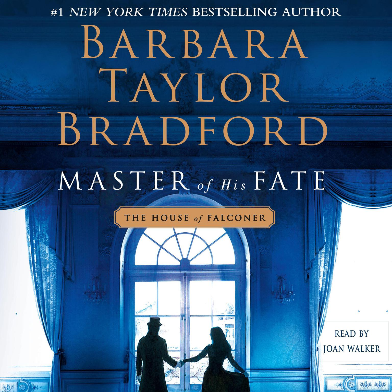 Printable Master of His Fate Audiobook Cover Art