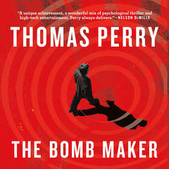 The Bomb Maker Audiobook, by Thomas Perry