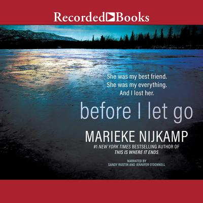 Before I Let Go Audiobook, by Marieke Nijkamp