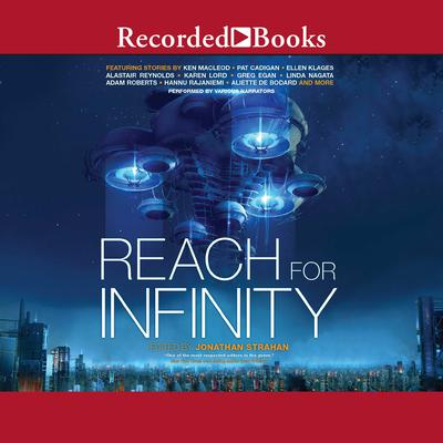 Reach for Infinity Audiobook, by Jonathan Strahan