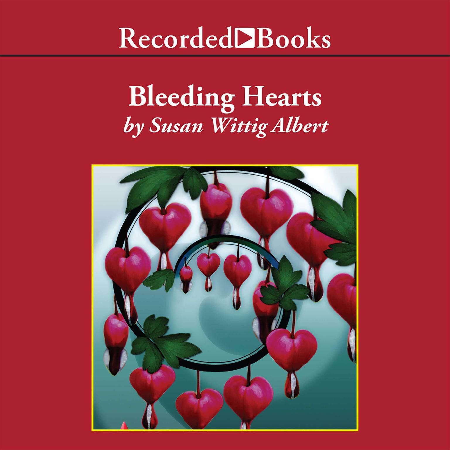 Printable Bleeding Hearts Audiobook Cover Art