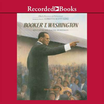 Booker T. Washington Audiobook, by Alan Schroeder