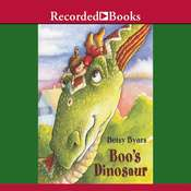 Boos Dinosaur Audiobook, by Betsy Byars