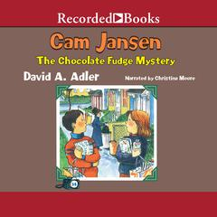 Cam Jansen and the Chocolate Fudge Mystery Audiobook, by David A. Adler