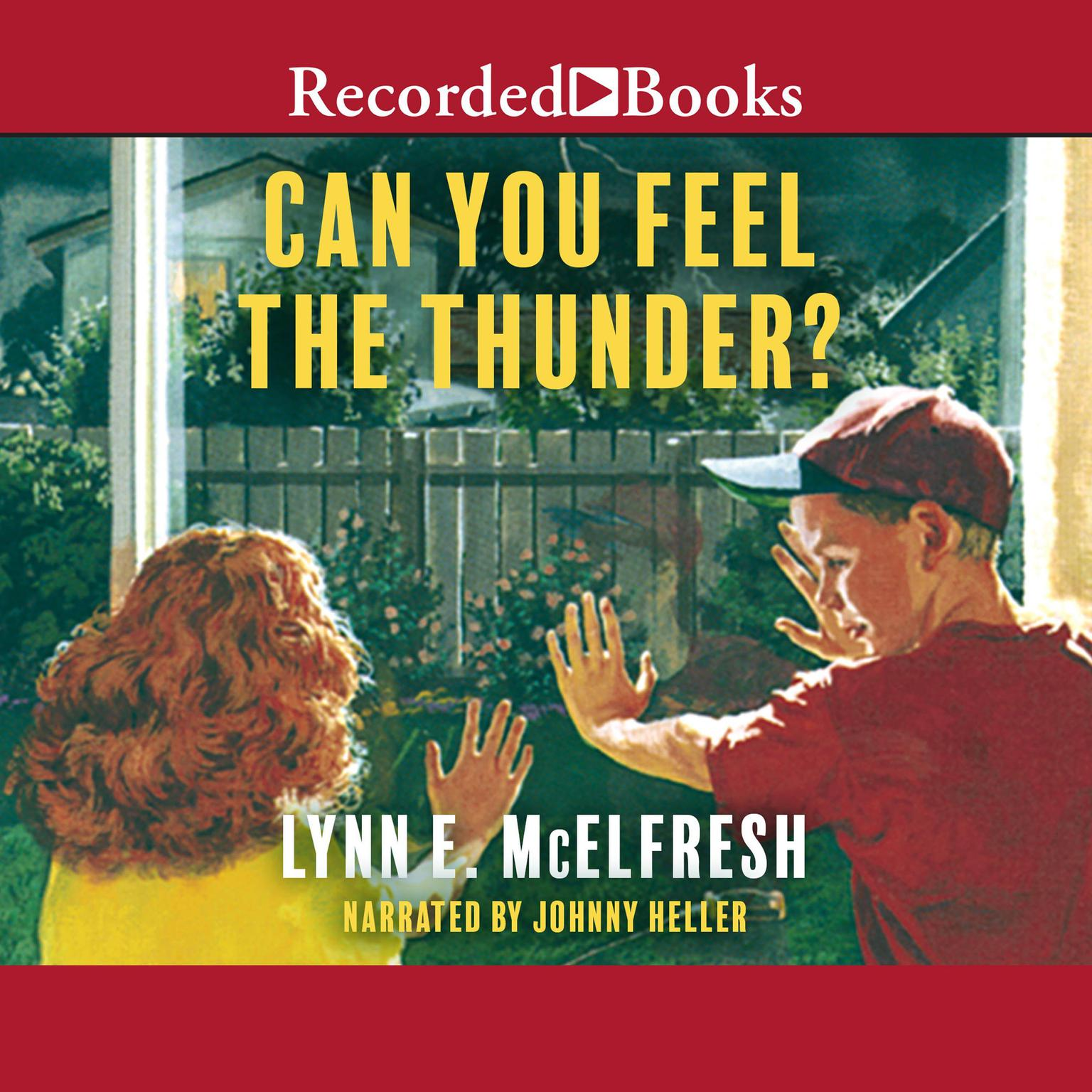 Printable Can You Feel the Thunder? Audiobook Cover Art