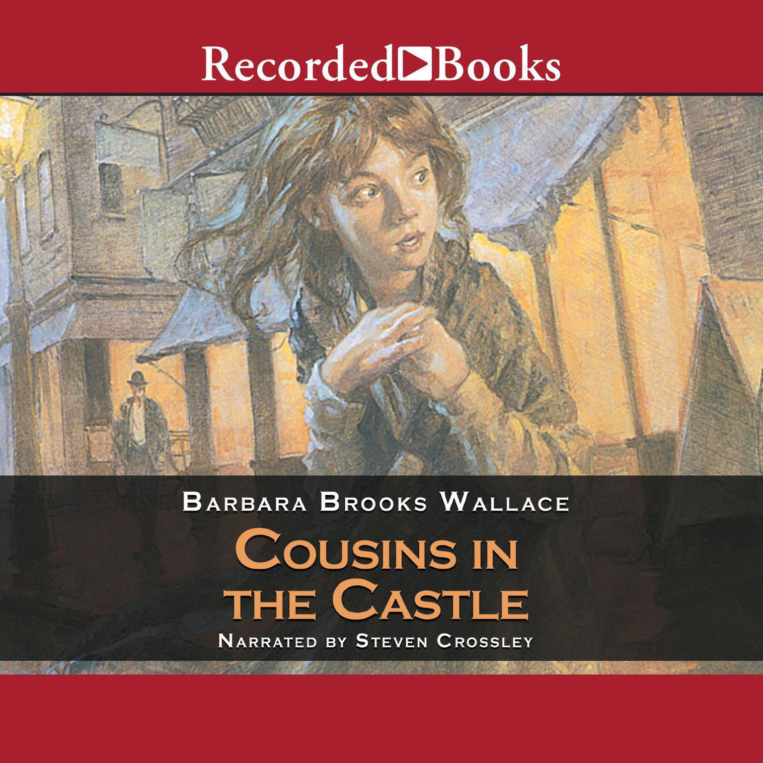 Printable Cousins in the Castle Audiobook Cover Art