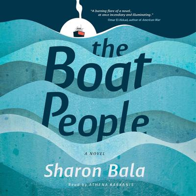 The Boat People Audiobook, by Sharon Bala