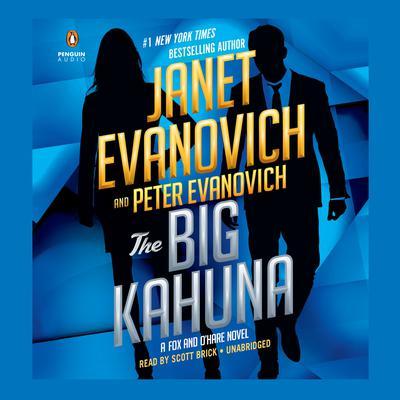 The Big Kahuna Audiobook, by Janet Evanovich
