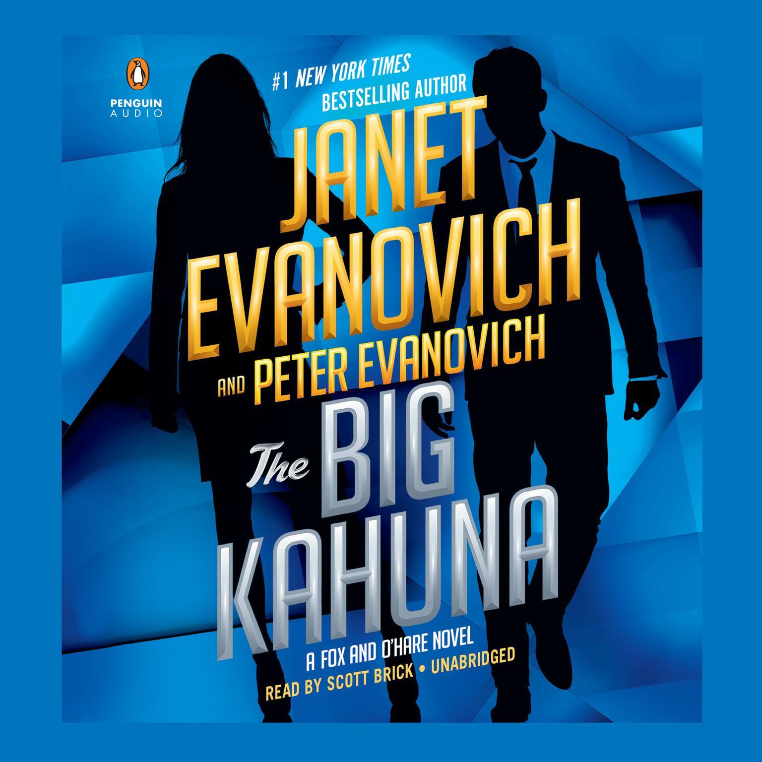 Printable The Big Kahuna Audiobook Cover Art