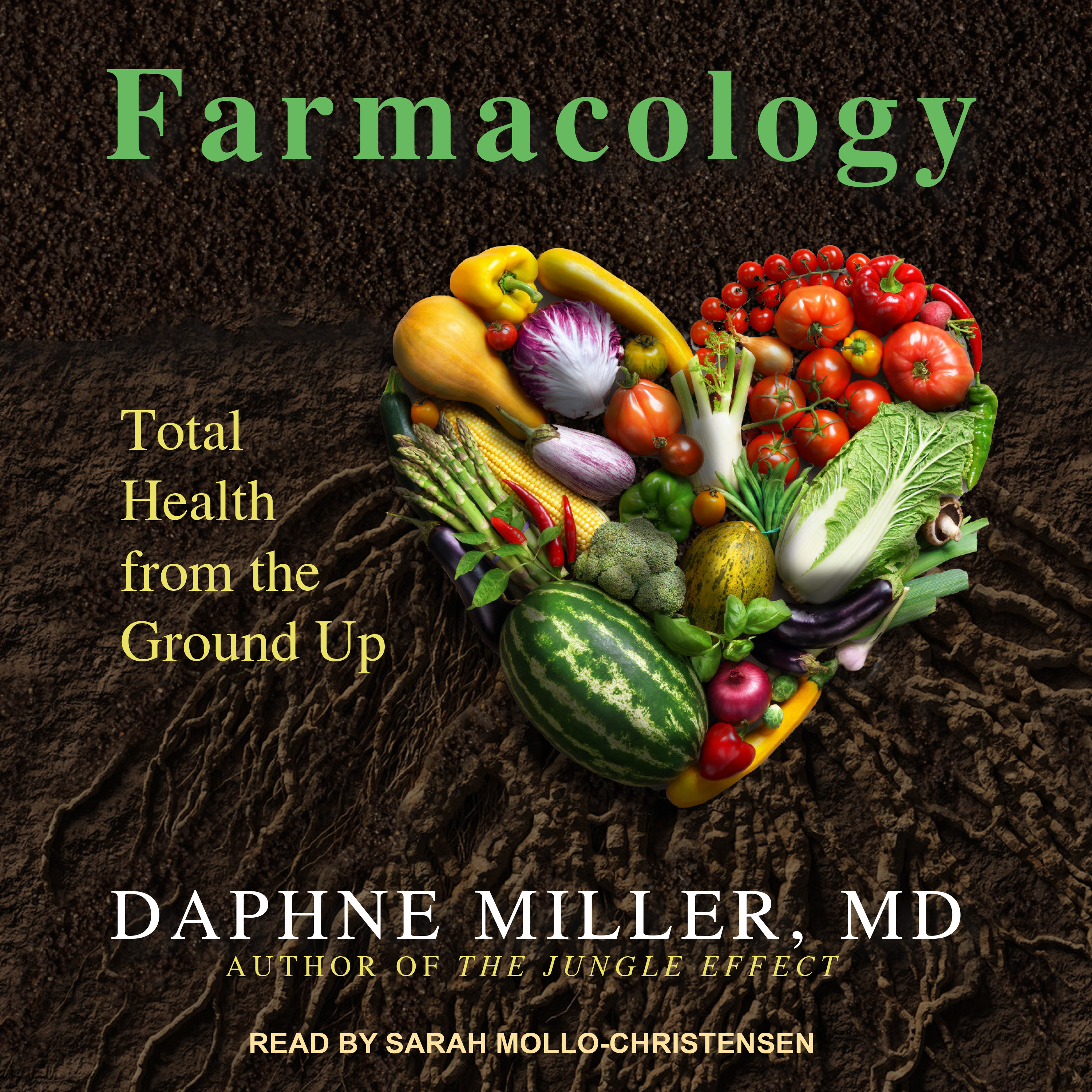 Printable Farmacology: Total Health from the Ground Up Audiobook Cover Art