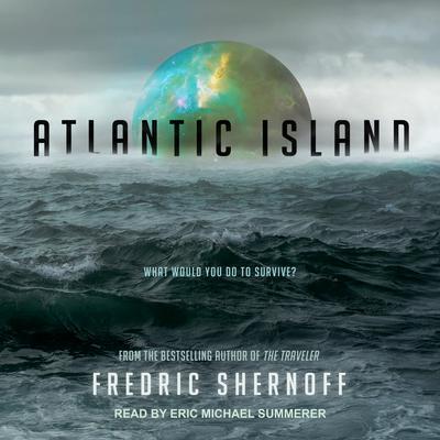 Atlantic Island Audiobook, by Fredric Shernoff