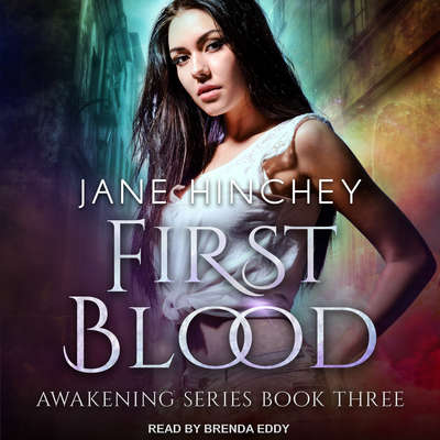 First Blood Audiobook, by Jane Hinchey