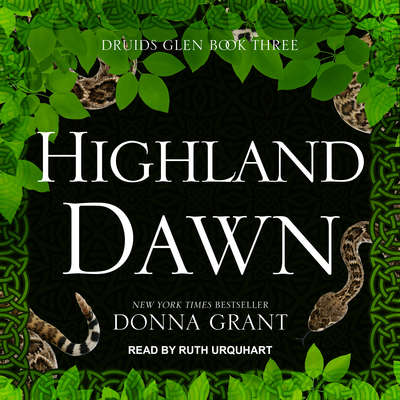 Highland Dawn Audiobook, by Donna Grant