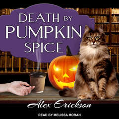 Death by Pumpkin Spice Audiobook, by Alex Erickson