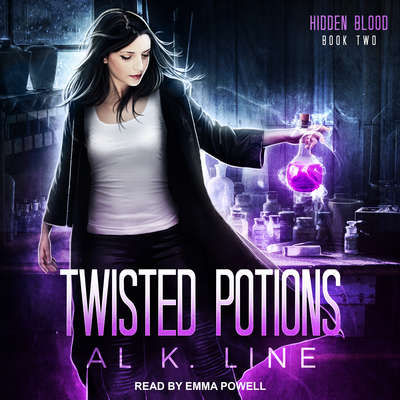 Twisted Potions Audiobook, by Al K. Line